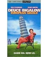 Deuce Bigalow European Gigolo UMD PSP Great Condition Complete - $6.24