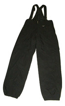 Head Ski Bib Pants Size Small Mens Insulated Black Snow Winter - $32.66