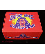 R. Crumb Devil Girl Chocolate Box empty - £17.64 GBP