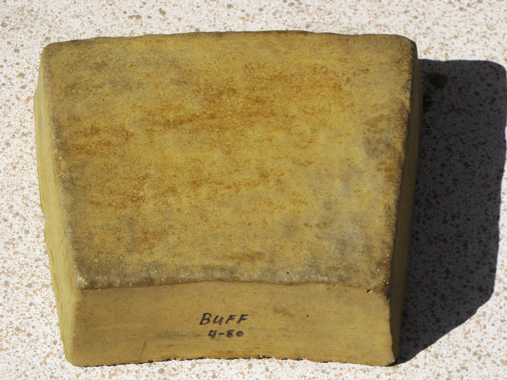 288-05 Buff Concrete Cement Powder Color 5 Lbs. Makes Stone Pavers Tiles Bricks
