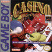 Casino Fun Pak Gameboy Great Condition Fast Shipping - $9.93