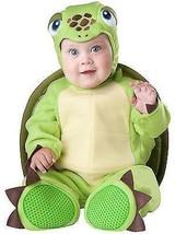 Incharacter Pequeño Tortuga Verde Carcasa Bebé Recién Nacido Disfraz Hal... - $44.09