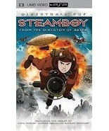 Steamboy UMD PSP Great Condition Complete Fast Shipping - $6.24