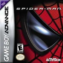 Spider-Man GBA Great Condition Fast Shipping - $9.93