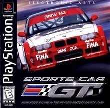 Sports Car GT PS1 Great Condition Fast Shipping - $4.44