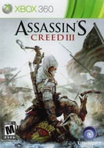 Assassin's Creed 3 Xbox 360 Great Condition Fast Shipping - $11.64