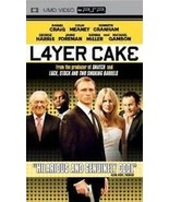 Layer Cake UMD PSP Great Condition Complete Fast Shipping - $6.93