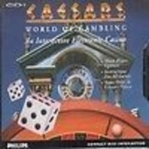 Caesars World Of Gambling CD-i Mint Condition Complete - $29.93
