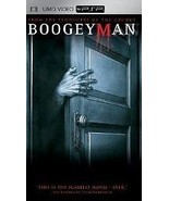 Boogeyman UMD PSP Great Condition Complete Fast Shipping - $6.93