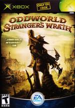 Oddworld Stranger's Wrath Xbox Great Condition Fast Shipping - $13.44