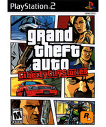 Grand Theft Auto Liberty City Stories PS2 Great Condition Complete Fast ... - $9.93