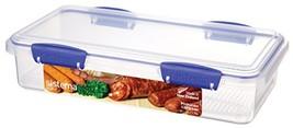 Sistema KLIP IT Utility Collection Deli Storer Plus Food Storage Contain... - $27.01