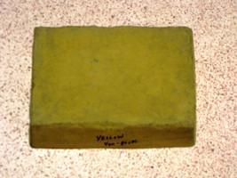 115-25 Yellow Concrete Cement Powder Color 25 Lbs. Makes Stone Pavers Tile Brick