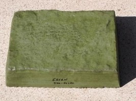 500-25 Willow Green Concrete Powder Color 25 Lbs. Makes Stone Pavers Tile Bricks