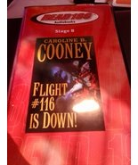 Flight#116 Is Down! (read180 audiobooks stage B) [Audio Cassette] by car... - $2.95