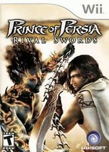 Prince Of Persia Rival Swords Wii Great Condition - $15.24