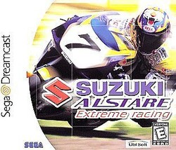 Suzuki Alstare Extreme Racing Dreamcast Great Condition - $8.94
