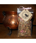 CraftTea Ritual Tea - ROSY LUCK Blend - Prosperity, Happiness, Peace - One Ounce - $4.99