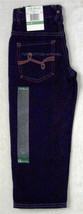 LRG LRGeans Boys Black Size 4 Jeans Elastic Waistband 5 pocket LRG logo NWT image 4