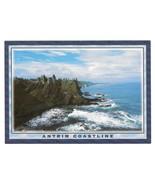 Dunluce Castle Antrim Coastline Ireland John Hinde Postcard 4X6 C. Hill ... - $6.69