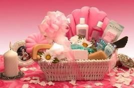 Ultimate Spa Bath & Body Gift Basket for Women ... - $75.32