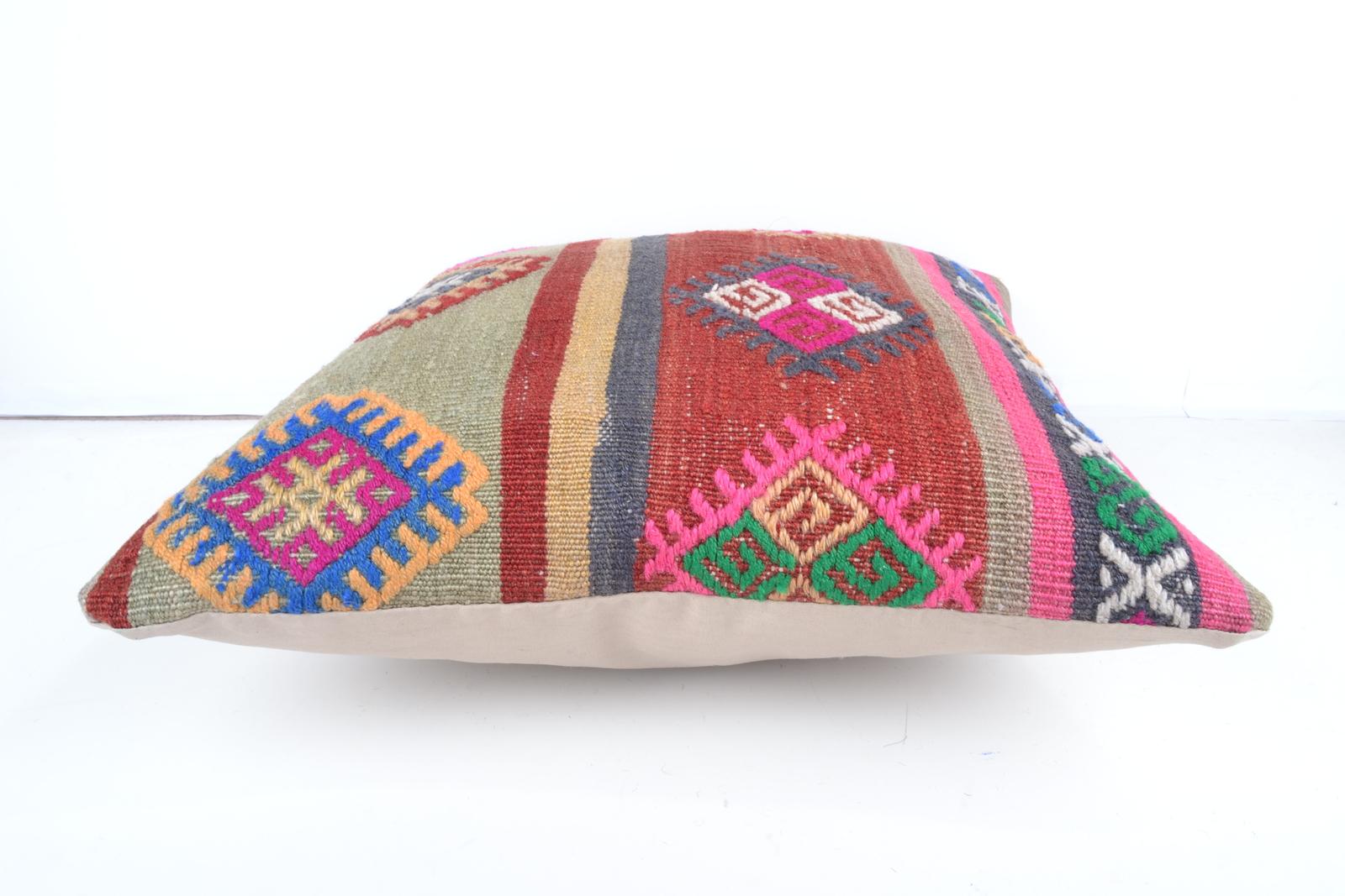 "16x16""antique throw pillow decorative pillow cushion salon decor oriental decor"