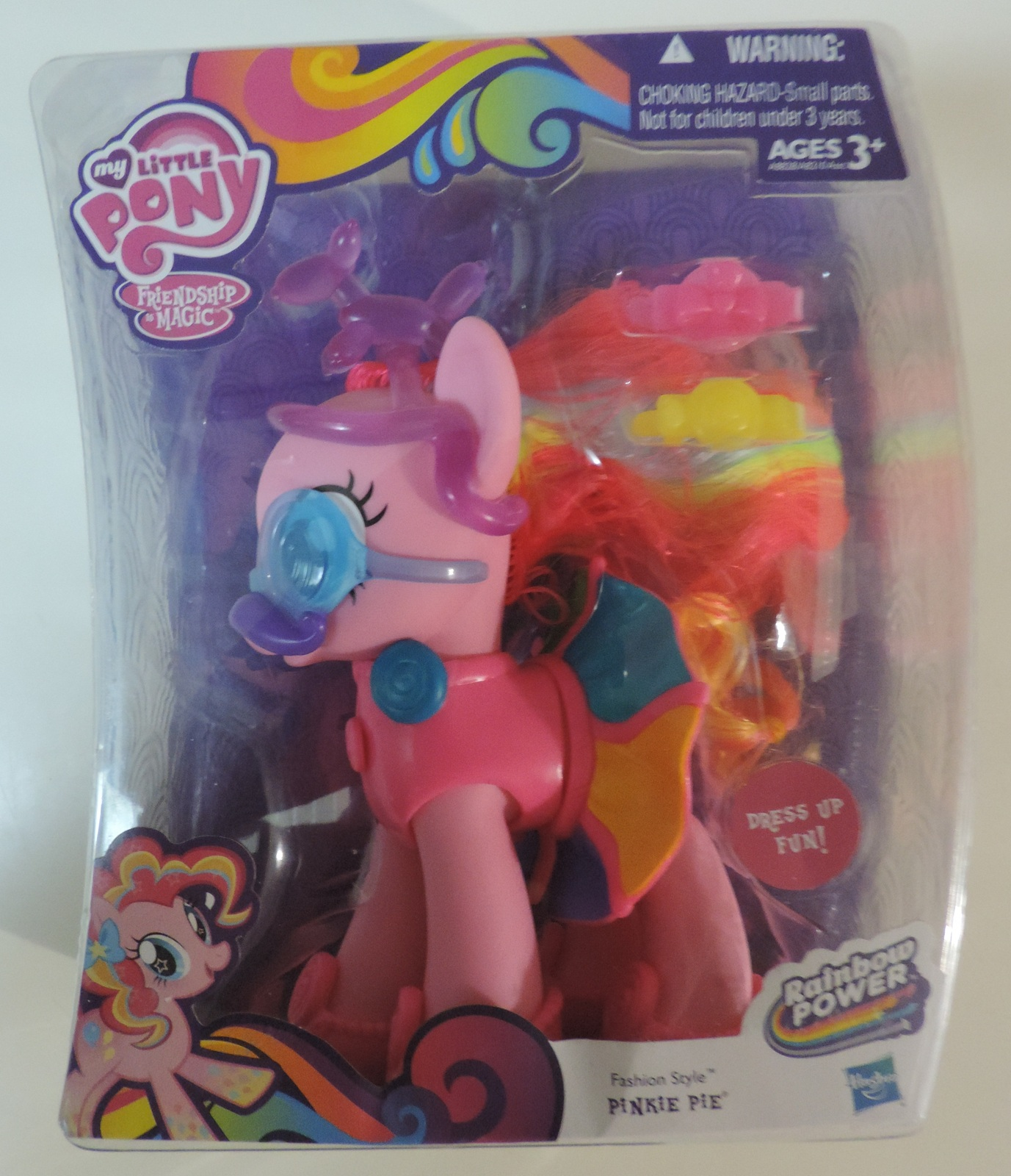 My Little Pony Friendship Is Magic Fashion Style Dress Up