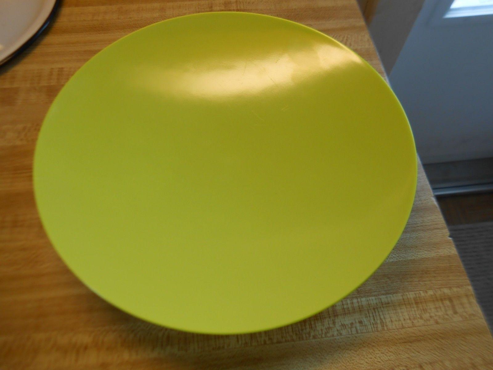 melamine plate Zak designs Crate u0026 Barrel Lotus green plate 9  lunch plate & melamine plate Zak designs Crate u0026 Barrel and 44 similar items