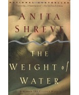 The Weight of Water [Paperback] by Shreve, Anita - $3.25