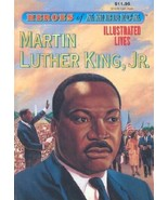 Martin Luther King Jr. : Heroes of America [Hardcover] by Herb Boyd - $2.86