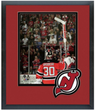 Martin Brodeur 2013-14 New Jersey Devils - 11x14 Matted/Framed Photo - $42.95