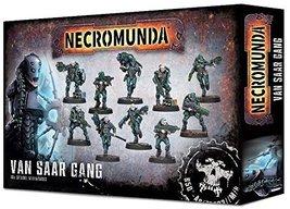 Games Workshop Van Saar Gang Necromunda - $37.00