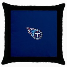 Tennessee Titans Throw Pillow Case - NFL Football - £12.29 GBP