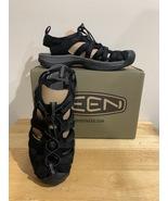 Keen Whisper Black/Magnet Size 7.5-US Womens (38EU) - $45.00