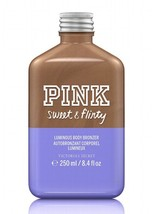 Victoria's Secret Pink Sweet & Flirty Luminous Body Bronzer 8.4 oz / 250 ml - $99,999,999.99