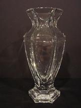 Vintage. Circa. 1985 Gorham Contemporary Crystal Vase - $40.99