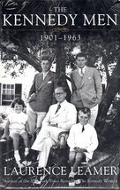 The Kennedy Men 1901-1963 by Laurence Leamer - $9.50