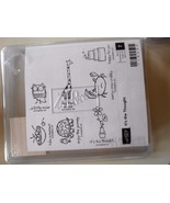 BRAND NEW! UN-Mounted! Stampin' Up! It's the Thought stamp Set - Retired - $21.07