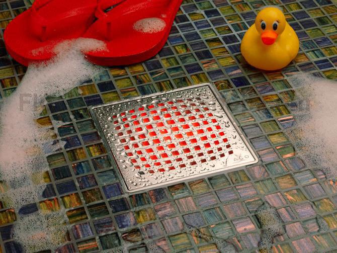 Quartz ShowerPoint Lighpoint Red - $337.50