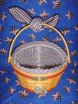 Longaberger 2002 Woven Memories Basket Combo - $36.99