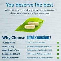 Life Extension Acetyl-l-Carnitine Arginate Veggie Caps, 60 Count - $31.85