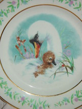 Avon Gentle Moments Plate 1975 By Enoch Wedgwood (Tunstall) LTD England Plate - $17.95