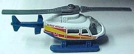 Matchbox Rescue Chopper Alpine Rescue - $4.54