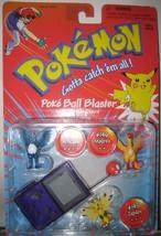 Pokemon Purple Version Poke Ball Blaster Battle Discs Articuno, Zapdos, Moltres - $75.00