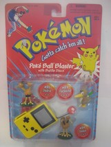 Pokemon RARE Yellow Poke Ball Blaster  Farfetch'd #83, Doduo #84 and Dodrio #85 - $100.00