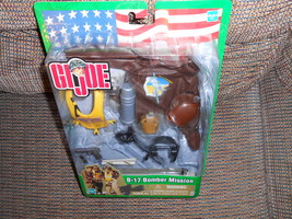GI Joe B 17 Bomber Mission sealed - $15.00