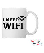 Wifi internet Coffee & Tea Mug - $24.95