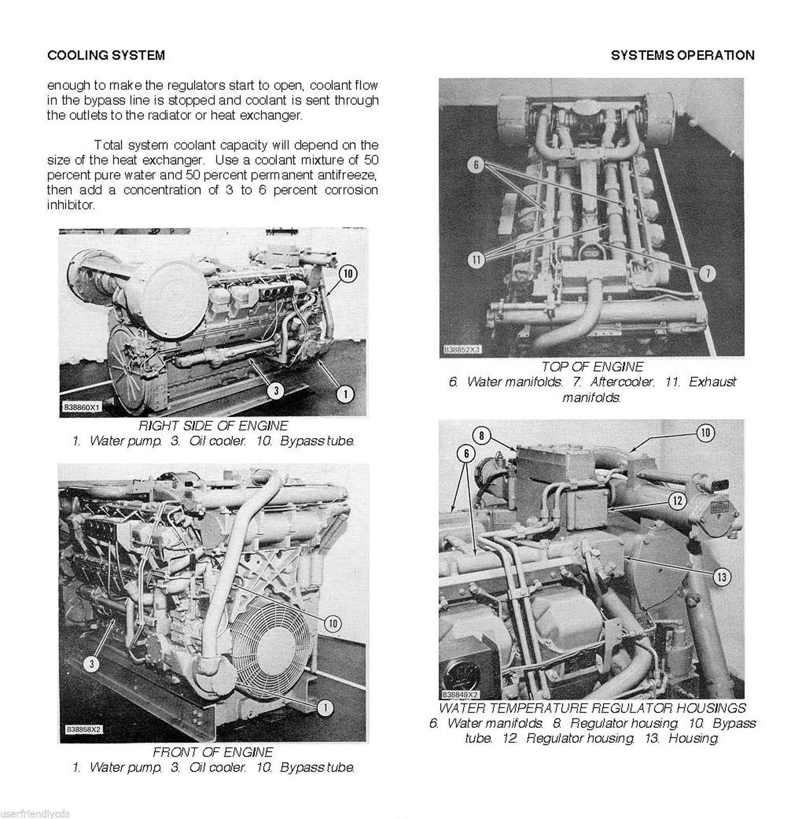 CATERPILLAR 3500 3508 3512 3516 Diesel and 50 similar items