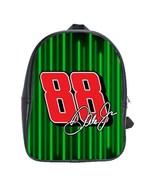 Dale Jr Nascar Racer Large School Bag Kids Backpack Rucksack - $37.00