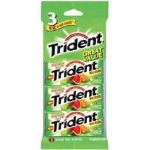 Trident Watermelon Twist Sugarless Gum (3-Pack), 18-Sticks Per Pack - $6.92